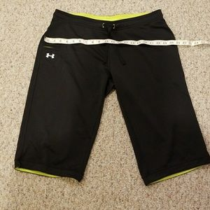 Under Armour long shorts or capris